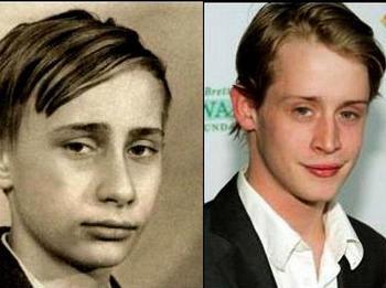 Поразительное сходство голливудских знаменитостей и их исторических двойников