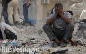 Профессор из США разгромил доклад Белого дома о химатаке в Сирии