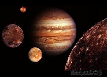 10 невероятных фактов о Юпитере