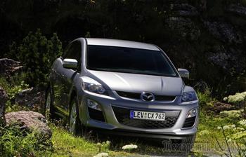 Пять причин любить и ненавидеть Mazda CX-7