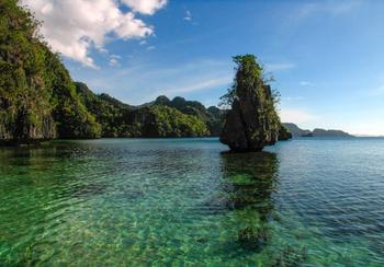 Рай под названием Каламианские острова