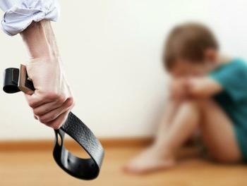 Научно доказано: детей шлепать не нужно