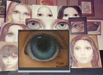 История грандиозного скандала с «большими глазами», или одна из самых великих афер в искусстве XX века