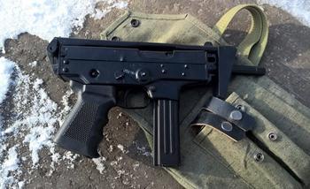 Спецназ России получит новый пистолет-пулемет «Кедр»