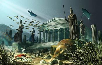 Атлантида существовала: свидетельство ещё одной рукописи