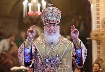 """Патриарх Кирилл отметил особую роль """"Газпрома"""" в возрождении духовности"""
