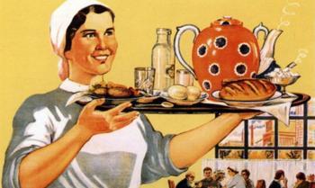 Что входило в меню популярных советских ресторанов и кафе?