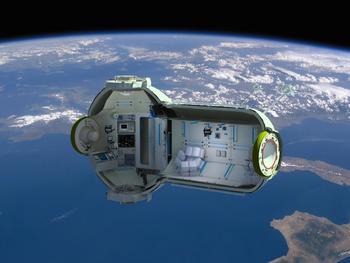 Космический туризм — экзотические туры в космос
