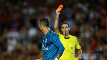 «Роналду не должны были удалять с поля»