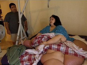Как сейчас живет самая толстая женщина в мире, сбросившая 408 кг
