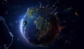 Как будет выглядеть Земля через 250 миллионов лет?