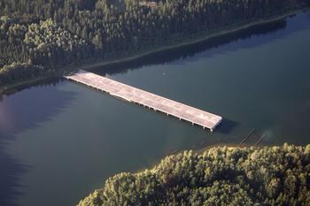 Мост Боровско, Чехия