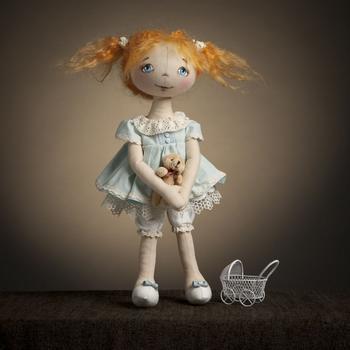 Куклы своими руками: пошагово создаем кукол и одежду для них