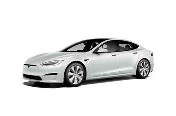 Новая Tesla Model S: Основательный ответ китайской стороне