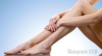 Лечение сосудистых звездочек на ногах