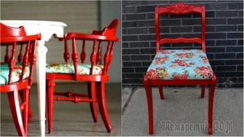 15 гениальных идей переделки старой мебели до неузнаваемости