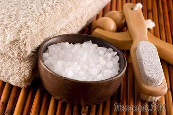 Основные методы оздоровления солью