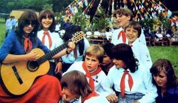 Cоциализм в цвете: повседневная жизнь в ГДР