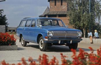Американские корни, дизель и семиместный салон: мифы и факты про ГАЗ-24-02