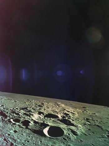 Неудачная посадка израильского лунного зонда связана с неполадкой двигателя