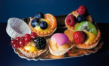 Реалистичные вкусности итальянского мастера Луджи Бенедиченти