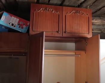 Невероятная переделка старого шкафа