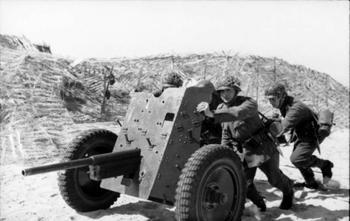 Германские бронебойные: свердловские исследования 1942 года