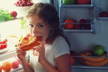 Как бороться с пищевой зависимостью