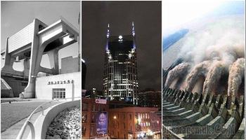 8 сооружений мира, которые выглядят так, будто спроектированы для устрашения