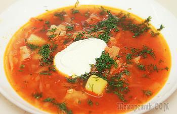Самые вкусные ЩИ - Рецепт вкусного супа