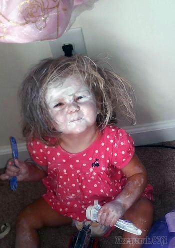 30 смешных фотографий, которые должен видеть каждый перед тем, как заводить ребёнка