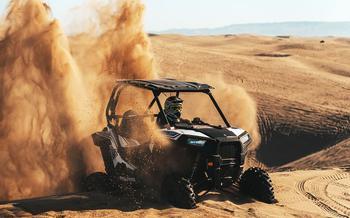 Как проехать по песку? 6 водительских приемов и столько же вещей, без которых не обойтись