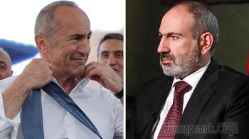 Пашинян против Кочаряна: чем закончится предвыборная гонка в Армении