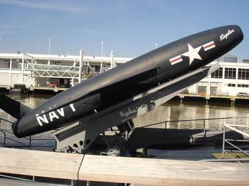 С подлодки на берег, почтовая ракета SSM-N-9 Regulus (США)