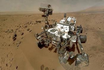 Череп древнего ящера обнаружили на Марсе