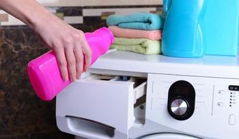 Как очистить лоток для порошка и кондиционера в стиральной машине