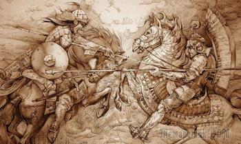 Запредельные поединки в истории и легендах