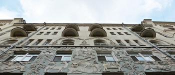 Причудливый декор московских домов: Что общего между домом на Чистых прудах и Дмитриевским собором древнего Владимира
