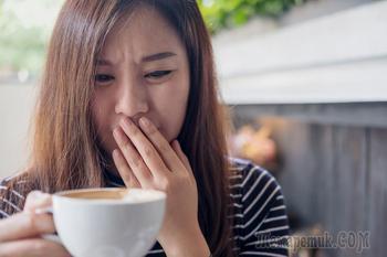 13 причин горького вкуса во рту