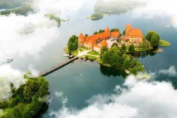Самые красивые места в Литве