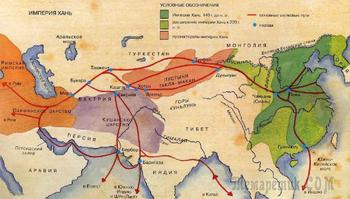 Великие империи прошлого, которые все еще поражают историков