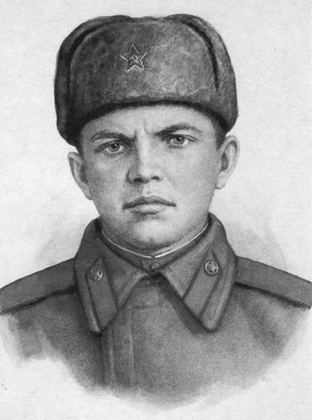 Герои Великой Отечественной: Александр Матросов