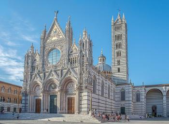 Достопримечательности Сиены: что посмотреть в одном из самых известных городов Италии
