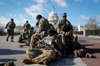 Тысячи военных призвали оставить в Вашингтоне из-за угроз членам Конгресса