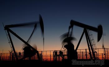 Цена на нефть снова обрушилась