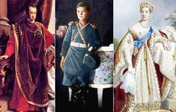 Представители монарших семей, ставшие жертвой династических браков