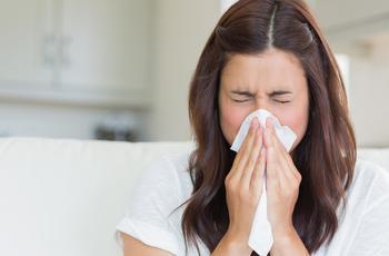 Простуда — народные методы лечения