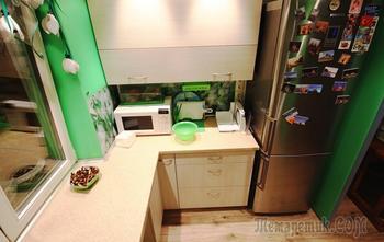 Это кухня мечты. Моей мечты!