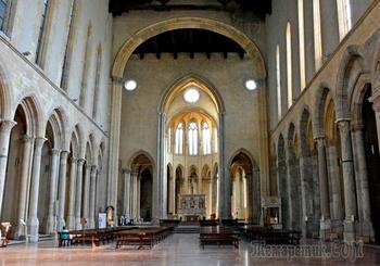 Италия в конце января. 16. Неаполь. Церковь Сан-Лоренцо-Маджоре