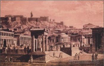 Как был устроен античный полис, и почему в современном мире нет таких городов